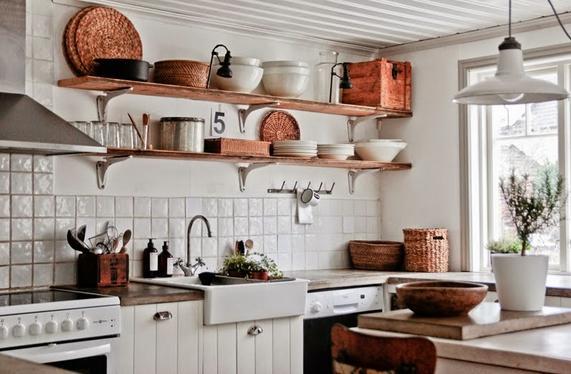 deco una cocina retro vintage al detalle u virlova style