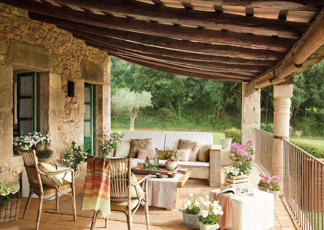 deco primavera al aire libre renovar jardines y