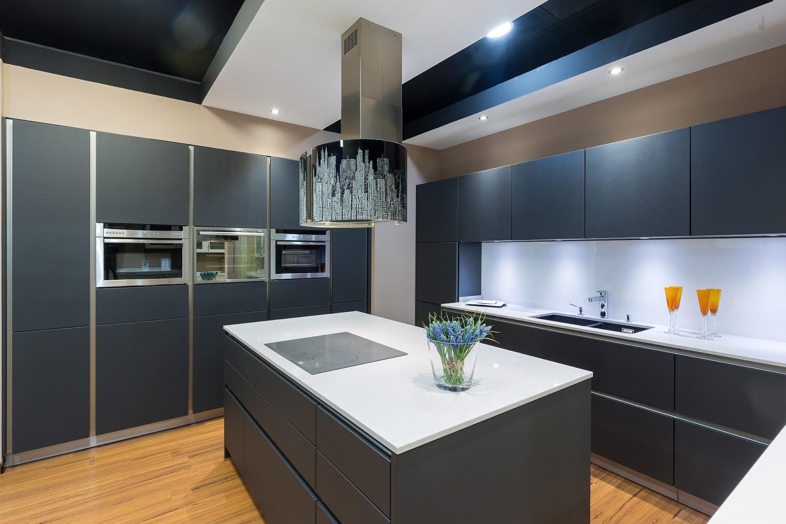 Deco la cocina actual dise os abiertos y funcionales for Cocina 6 metros cuadrados