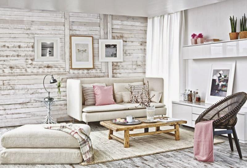 10 trucos deco para ampliar visualmente el sal n virlova for Salones con muebles oscuros