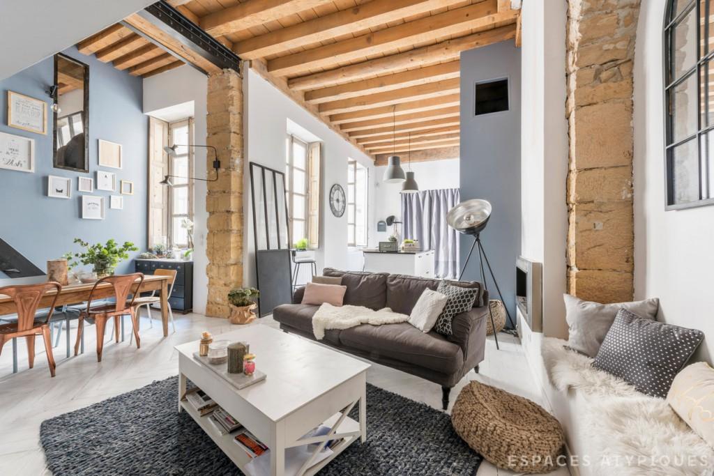 Deco reforma de loft en r stico industrial virlova style for Loft rustico