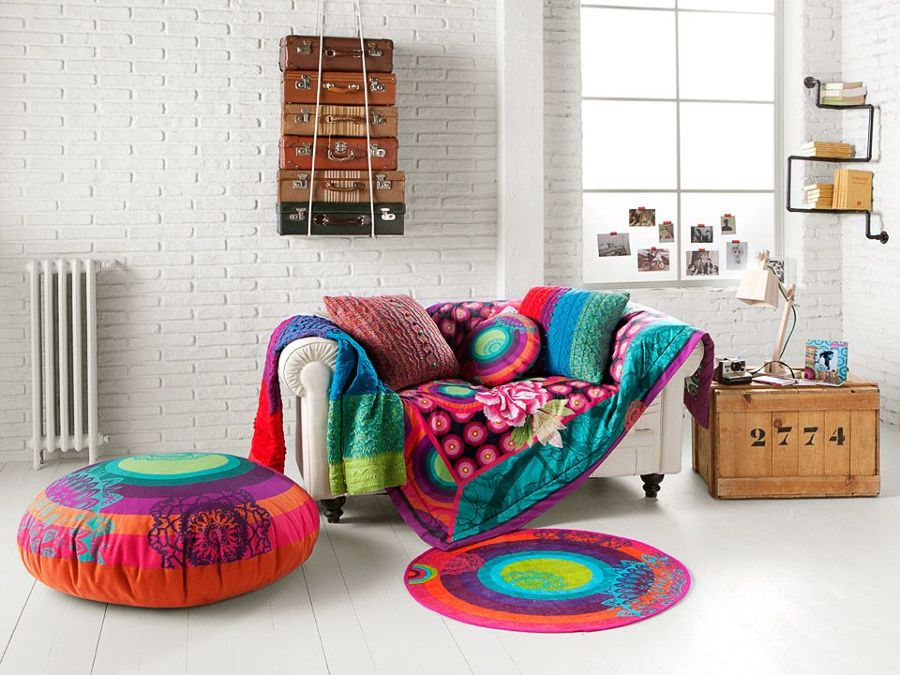 Home decor by desigual virlova style for Decoracion para el hogar 2016