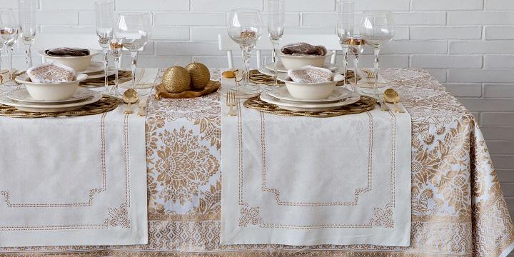Inspiration golden christmas by zara home virlova style for Lamparas de mesa zara home
