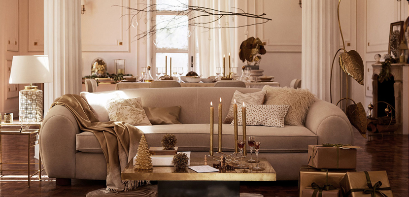 Inspiration golden christmas by zara home virlova style - Zara home navidad ...
