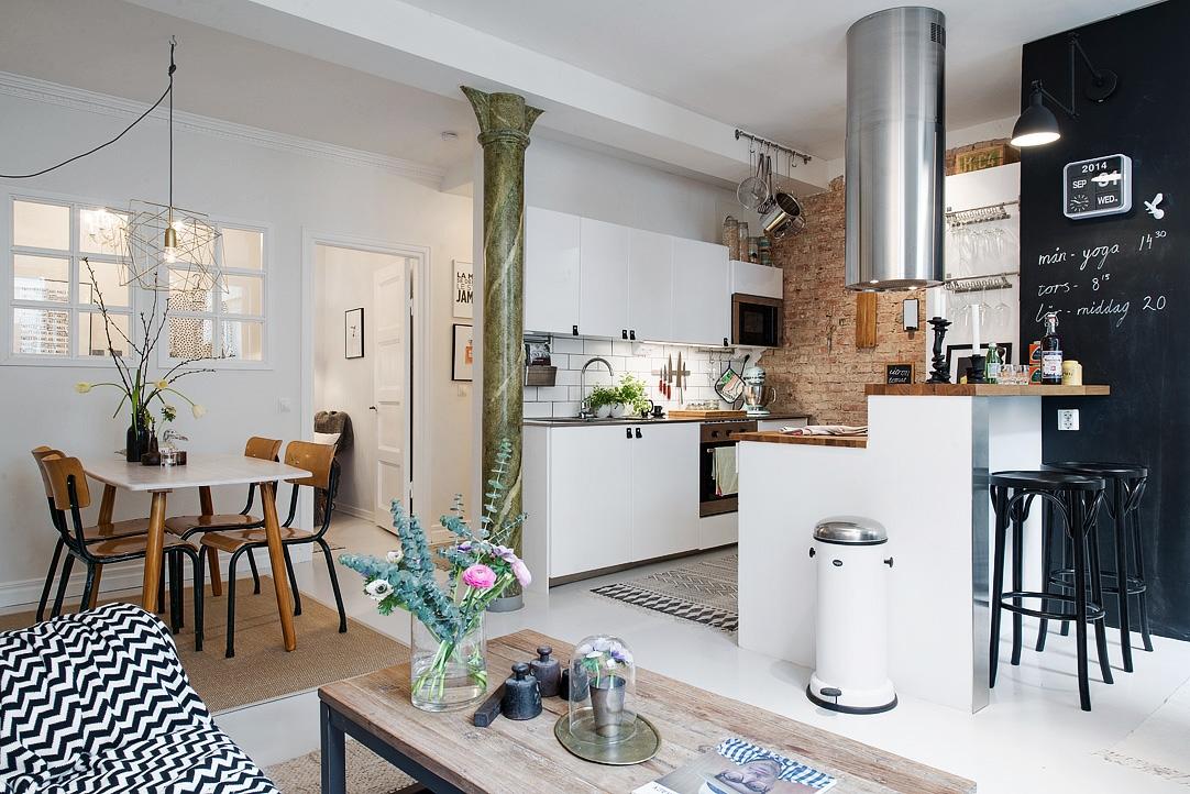 Decotips] Claves para crear una cocina abierta perfecta – Virlova ...