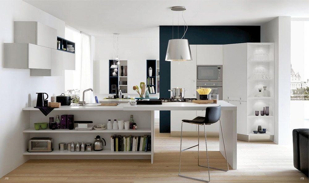 Decotips claves para crear una cocina abierta perfecta for Cocinas semiabiertas