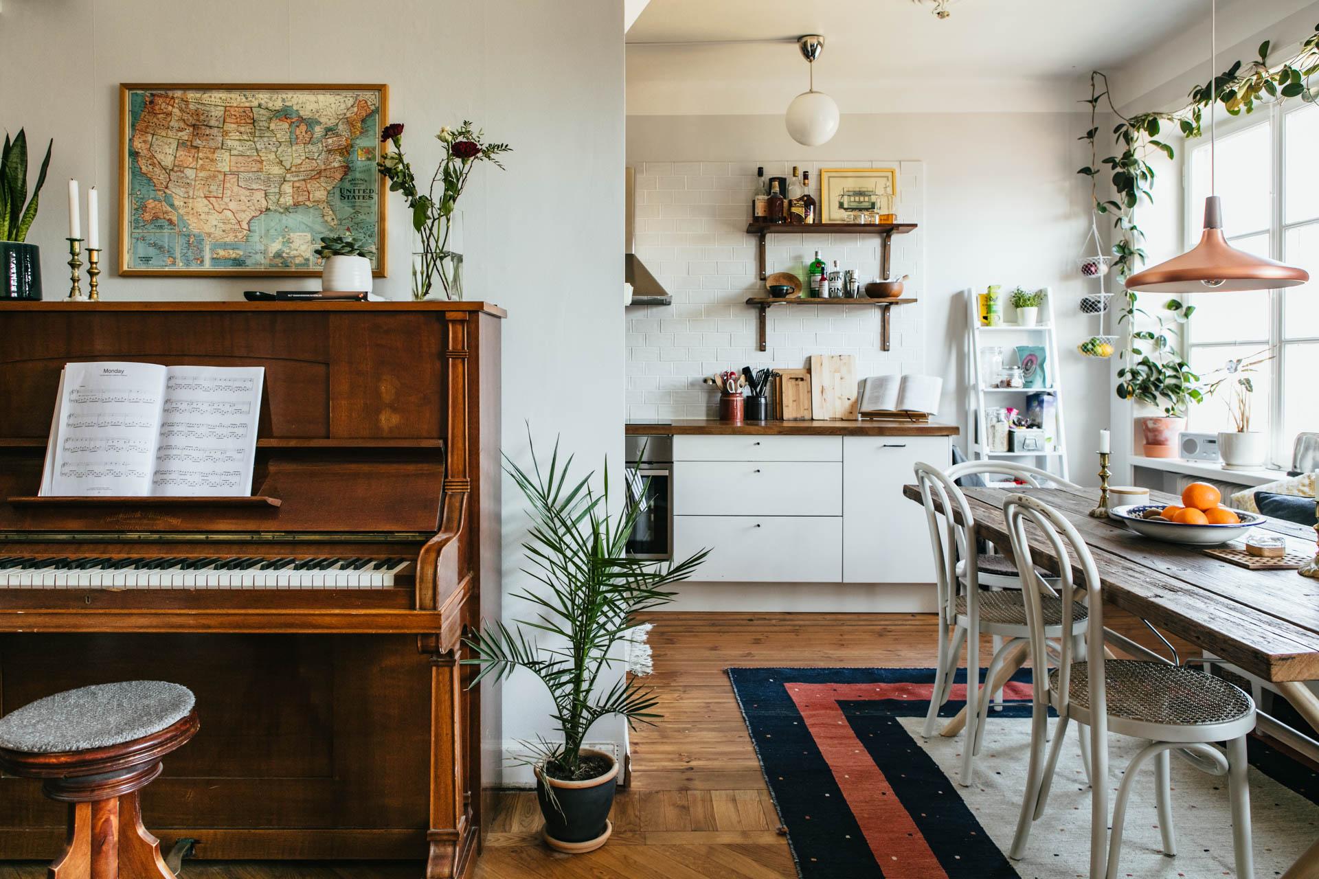 Interior esp ritu bohemio virlova style - Virlova style ...
