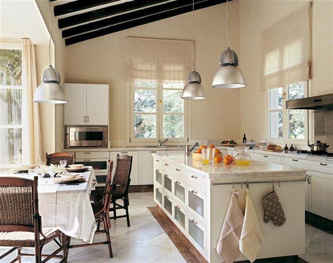 Deco american style en la cocina virlova style for Cocinas tradicionales