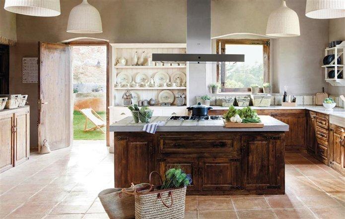 Deco american style en la cocina virlova style for Decoracion de interiores cocina americana