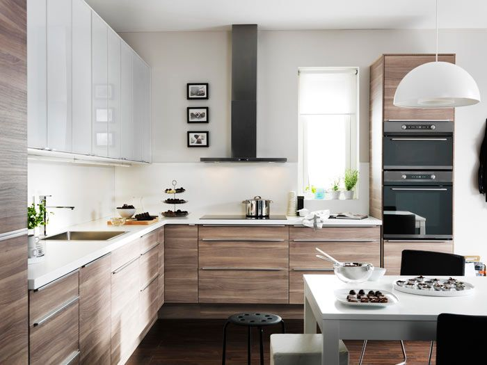 americana cocina ikea awesome - Cocinas Americanas Ikea