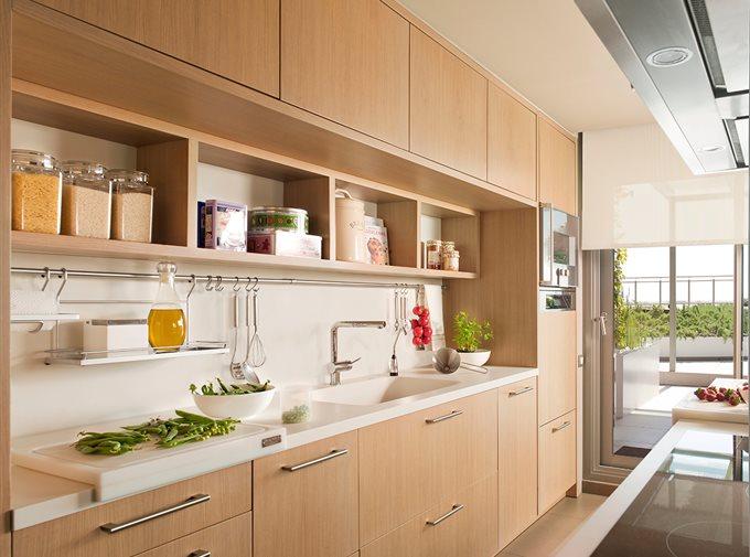 Decotips claves para ganar calidez en la cocina for Como montar muebles de cocina