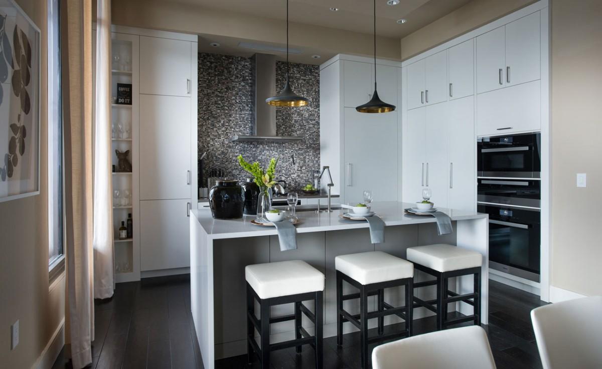 Decotips] Cocinas con isla en varias alturas – Virlova Style