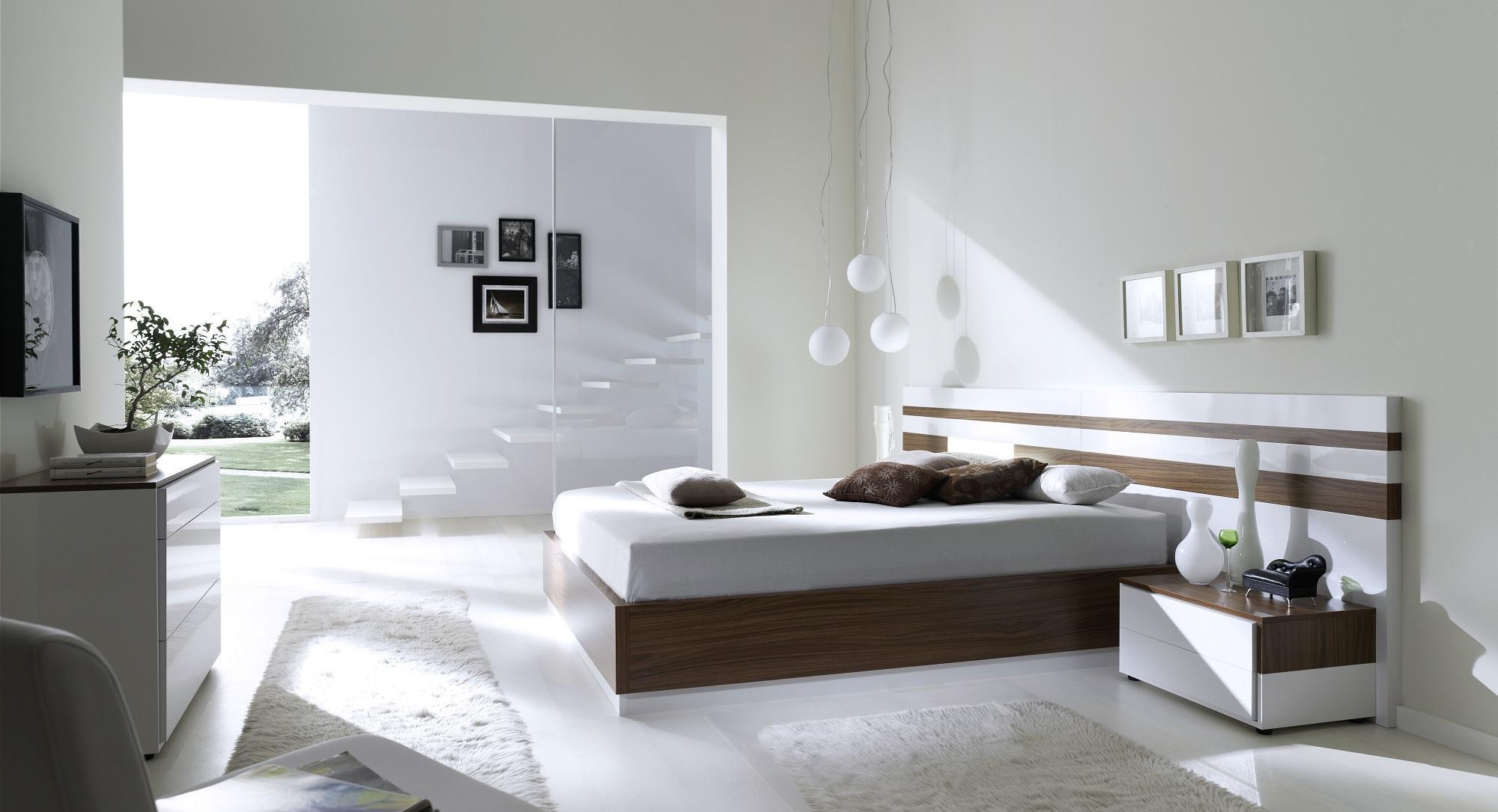 Deco el descanso a tu medida con burrito blanco for Dormitorios minimalistas modernos