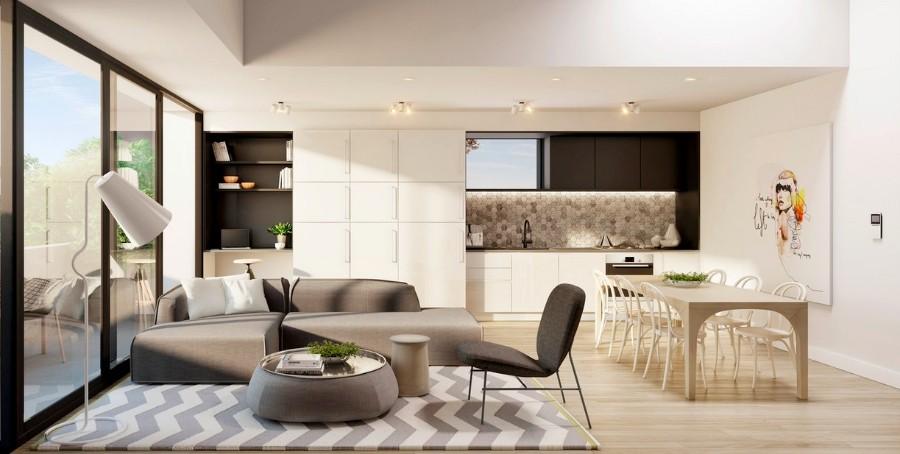 Decotips la cocina el nuevo sal n de casa virlova style for Cocina y salon integrados