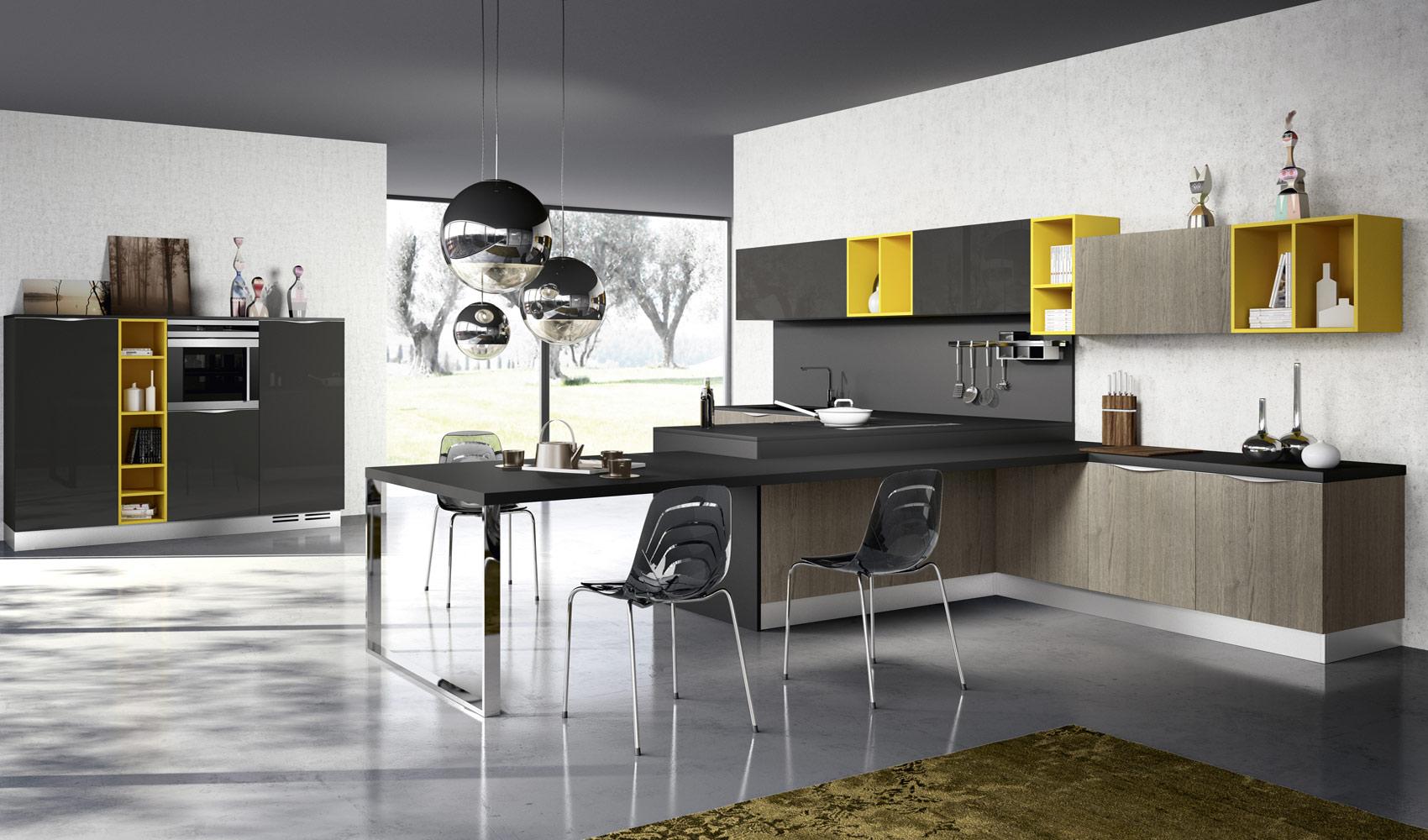 Deco] Tendencia en cocinas ¡a todo color! – Virlova Style