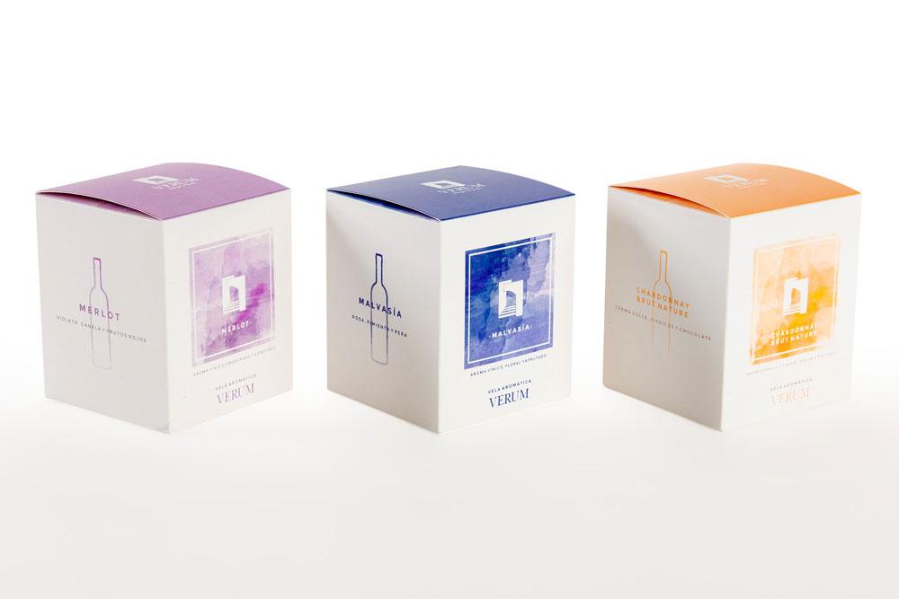 La nueva forma de vestir el hogar velas con aromas de vinos virlova style - Aromas para velas ...