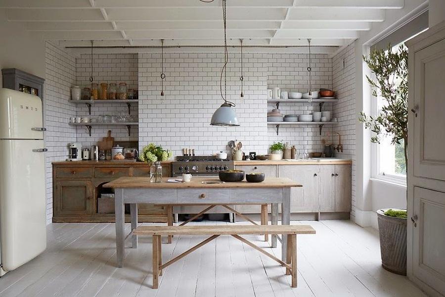 Decotips] Las tendencias que triunfan en el diseño de cocinas ...