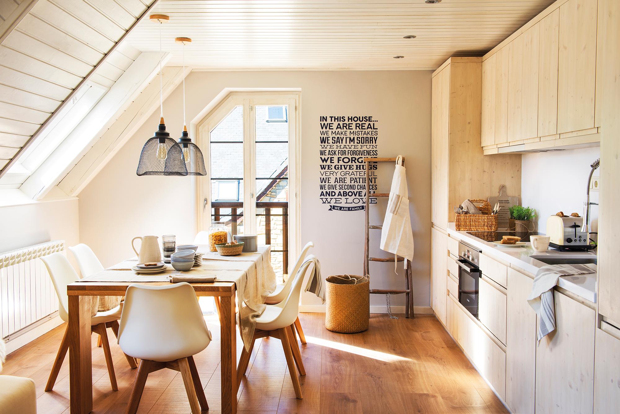Decotips las cocinas que triunfan virlova style - Frentes de cocina baratos ...