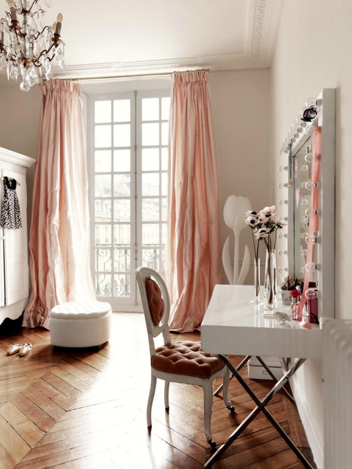 Interior elegancia vintage con elementos cl sicos virlova style - Virlova style ...