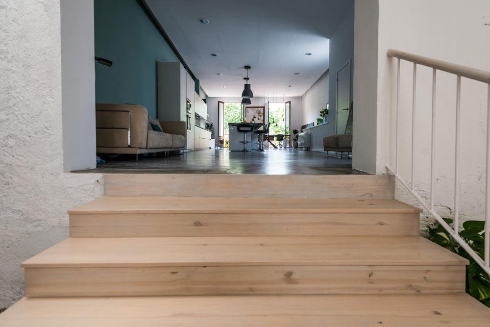 Design reforma de espacio industrial en vivienda loft for Loft reformas