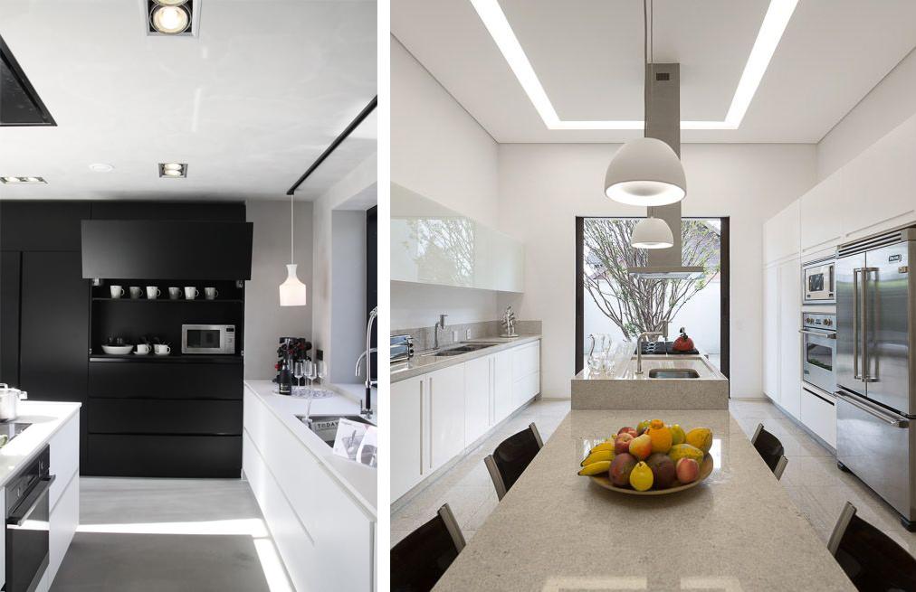 Decotips c mo distribuir los tubos led en una cocina de - Iluminacion led en cocinas ...